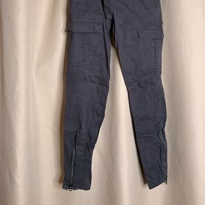 AX Cargo Pants in charcoal